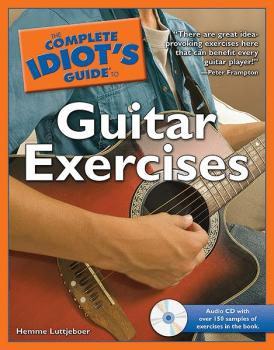 The Complete Idiot's Guide to Guitar Exercises (AL-74-1592579723)
