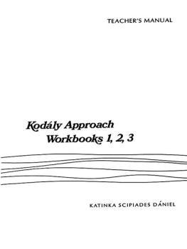 Kodály Approach (AL-00-BMR09053)