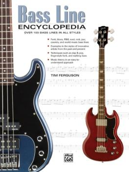 Bass Line Encyclopedia: Over 100 Bass Lines in All Styles (AL-00-35028)