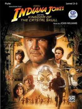 <I>Indiana Jones and the Kingdom of the Crystal Skull</I> Instrumental (AL-00-31758)
