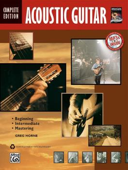 Complete Acoustic Guitar Method Complete Edition (AL-00-34355)