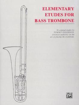 Elementary Etudes for Bass Trombone (AL-00-CHBK01025A)