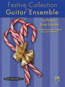 Festive Collection for Guitar Ensemble: Ten Pieces for Guitar Ensemble (AL-00-27991)