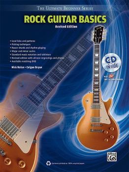 Ultimate Beginner Series: Rock Guitar Basics (AL-00-UBSBK102R)