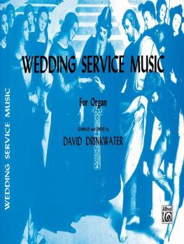 Wedding Service Music for Organ (AL-00-FE09900)