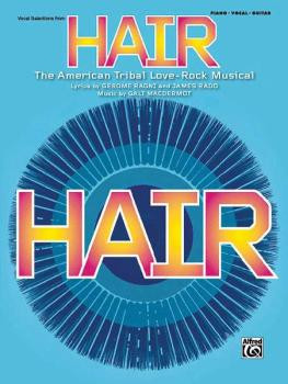 Hair: Vocal Selections (Broadway Edition) (AL-00-32729)