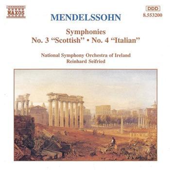 Symphonies Nos. 3 & 4 (AL-99-8553200)
