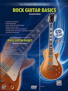 Ultimate Beginner Series Mega Pak: Rock Guitar Basics (AL-00-DVD1003R)