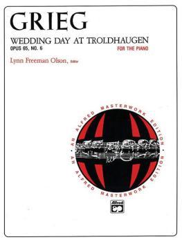 Wedding Day at Troldhaugen, Opus 65, No. 6 (AL-00-884)