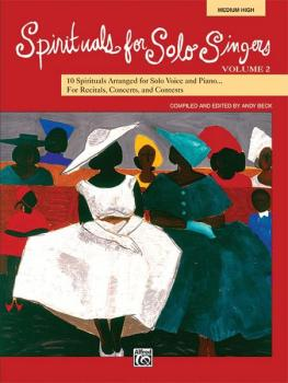 Spirituals for Solo Singers, Volume 2: 10 Spirituals Arranged for Solo (AL-00-23912)