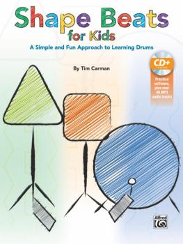 Shape Beats for Kids: A Simple and Fun Approach to Learning Drums (AL-00-43065)
