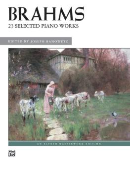 23 Selected Piano Works (AL-00-26192)