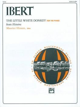 The Little White Donkey (AL-00-16734)