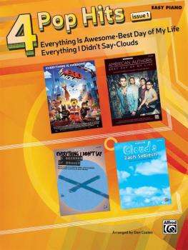 4 Pop Hits: Issue 1: Everything Is Awesome * Best Day of My Life * Eve (AL-00-44521)