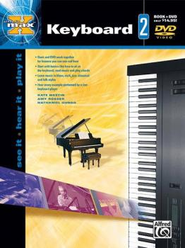 Alfred's MAX™ Keyboard 2: See It * Hear It * Play It (AL-00-25466)
