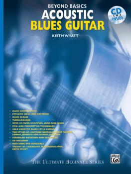 Beyond Basics: Acoustic Blues Guitar (AL-00-0059B)