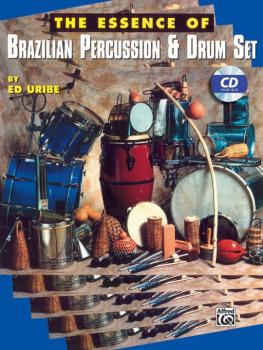 The Essence of Brazilian Percussion & Drum Set (AL-00-EL03920CD)