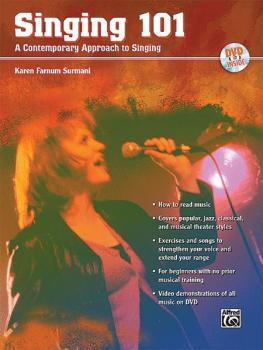 Singing 101: A Contemporary Approach to Singing (AL-00-31906)