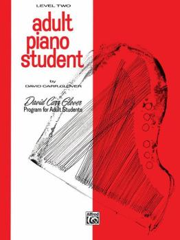 Adult Piano Student, Level 2 (AL-00-FDL00459)