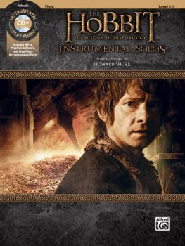The Hobbit: The Motion Picture Trilogy Instrumental Solos (AL-00-42594)