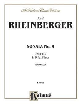 Sonata No. 9 (AL-00-K03795)