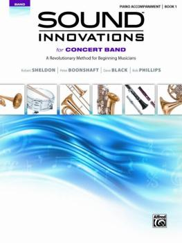 Sound Innovations for Concert Band, Book 1: A Revolutionary Method for (AL-00-34546)