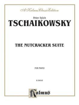 The Nutcracker Suite (For Piano) (AL-00-K04016)