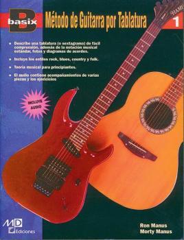 Basix®: TAB Guitar Method, Book 1 (AL-00-18466)