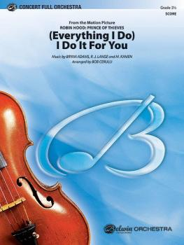 (Everything I Do) I Do It for You (from the Motion Picture <I>Robin Ho (AL-00-7155EB7XC)
