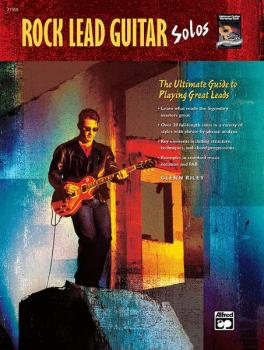 Complete Rock Guitar Method: Rock Lead Guitar Solos (AL-00-21959)