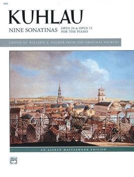 9 Sonatinas, Opp. 20 & 55 (AL-00-4889)