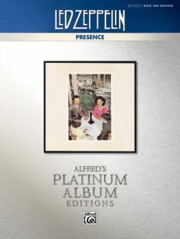 Led Zeppelin: Presence Platinum Album Edition (AL-00-40940)