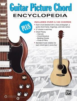 Guitar Picture Chord Encyclopedia: Includes Over 3,100 Chords (AL-00-34487)