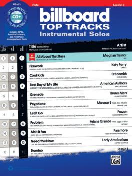 Billboard Top Tracks Instrumental Solos (AL-00-44400)