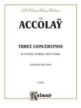 Three Concertinos (AL-00-K03000)