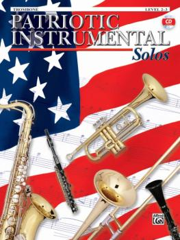 Patriotic Instrumental Solos (AL-00-IFM0207CD)