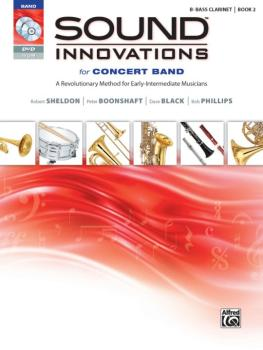 Sound Innovations for Concert Band, Book 2: A Revolutionary Method for (AL-00-34554)