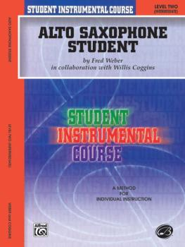 Student Instrumental Course: Alto Saxophone Student, Level II (AL-00-BIC00231A)