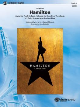 <i>Hamilton</i>, Suite from (Featuring: You'll Be Back / Helpless / My (AL-00-45813S)