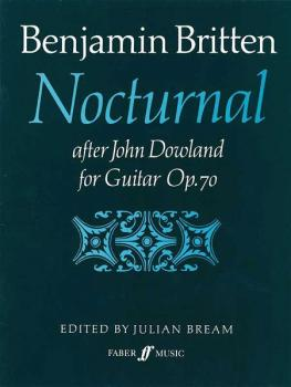 Nocturnal after John Dowland, Opus 70 (AL-12-0571500056)