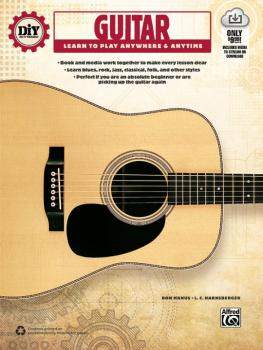 DiY (Do it Yourself) Guitar: Learn to Play Anywhere & Anytime (AL-00-42549)