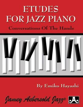 Etudes for Jazz Piano (Conversations of the Hands) (AL-24-EFJP)
