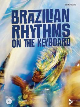 Brazilian Rhythms on the Keyboard (AL-01-ADV9040)