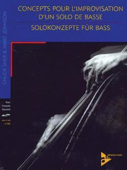Concepts pour l'improvisation d'un solo de basse / Solokonzepte für Ba (AL-01-ADV15001)