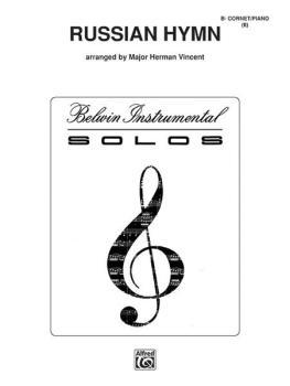 Russian Hymn (AL-00-BWI00386)