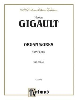 Complete Organ Works (AL-00-K09972)