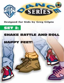 WB Dance Series, Set 2: Shake Rattle and Roll / Happy Feet! (AL-00-0556B)