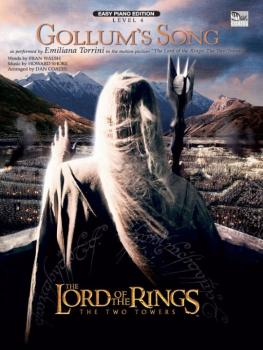Gollum's Song (from <I>The Lord of the Rings: The Two Towers</I>) (AL-00-EPM03001)