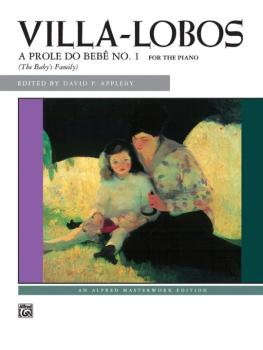 A prole do bebê no. 1 (AL-00-4888)