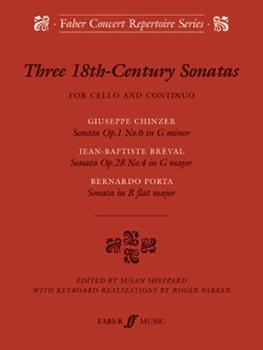 Three 18th Century Sonatas (AL-12-0571520596)